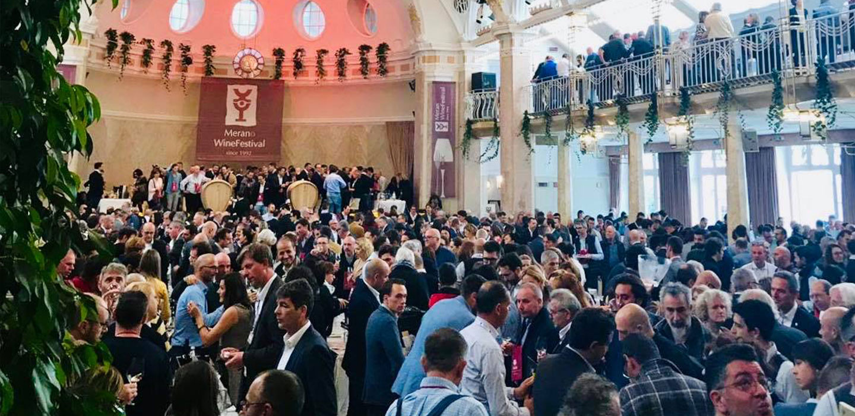 Monte Rossa @ Merano Wine Festival